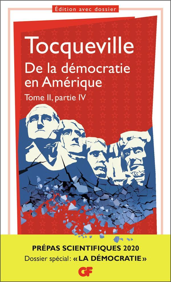 De la démocratie en Amérique t.2, partie 4