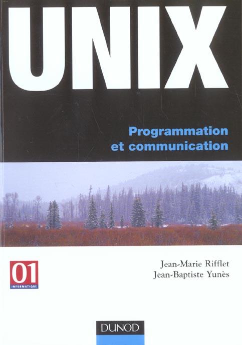 Unix - Programmation Et Communication