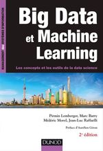 Vente Livre Numérique : Big Data et Machine Learning - 2e éd.  - Pirmin Lemberger - Médéric Morel - Marc Batty - Jean-Luc Raffaëlli