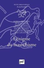 Vente EBooks : L'énigme du masochisme  - Jacques ANDRÉ