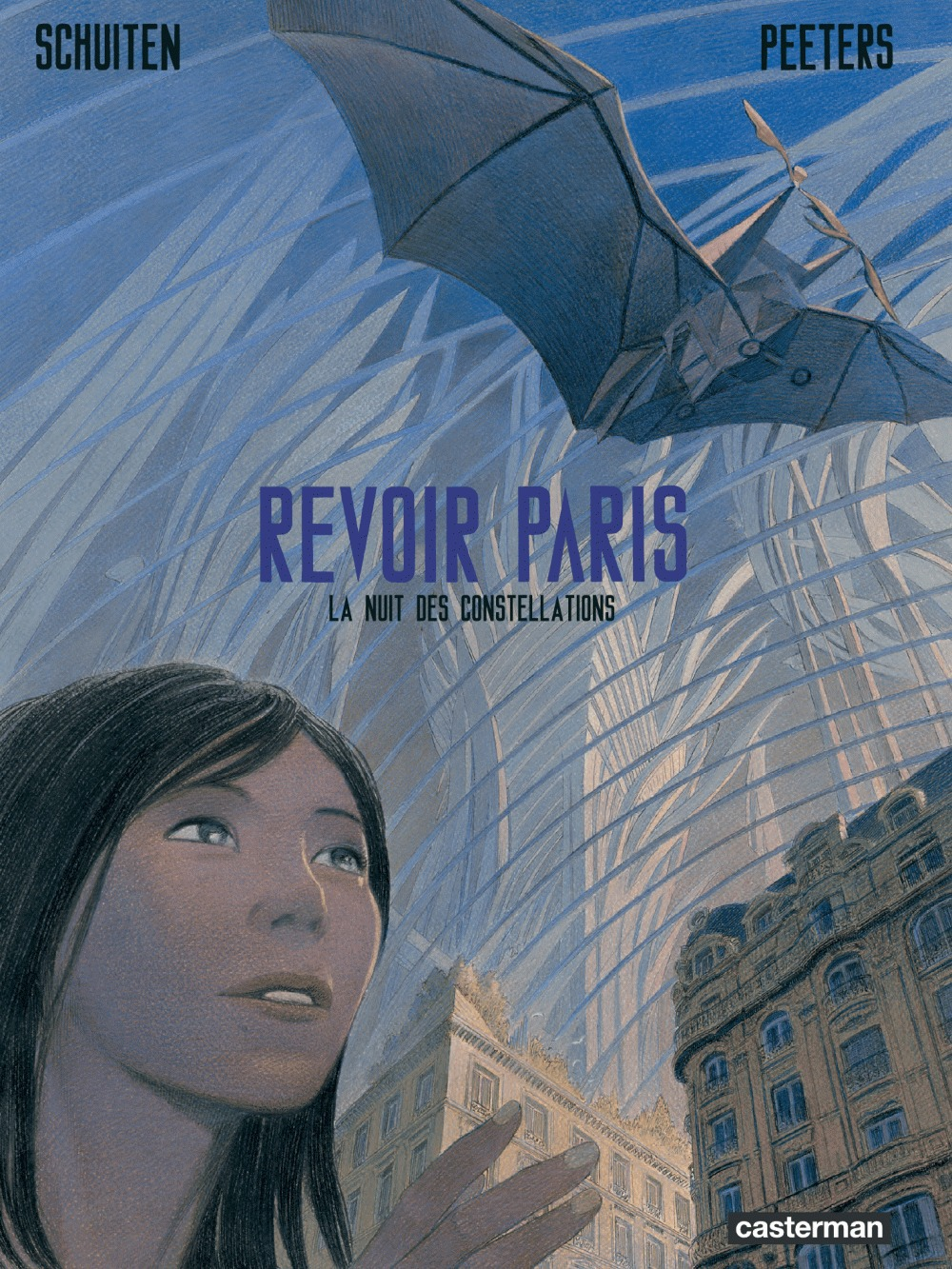 Revoir Paris (Tome 2) - La nuit des constellations