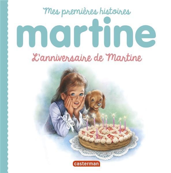 Mes premiers martine - t11 - l'anniversaire de martine