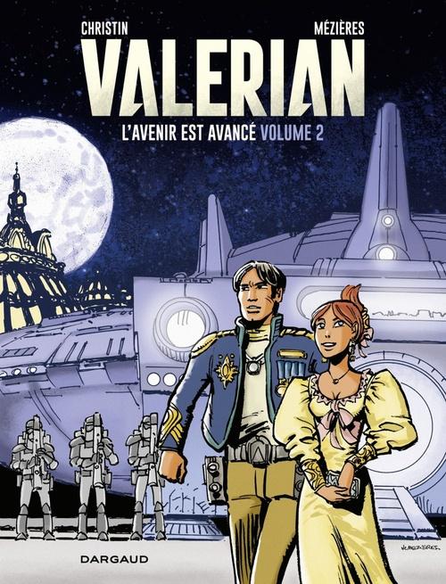Autour de Valérian HORS-SERIE ; l'avenir est avancé t.2
