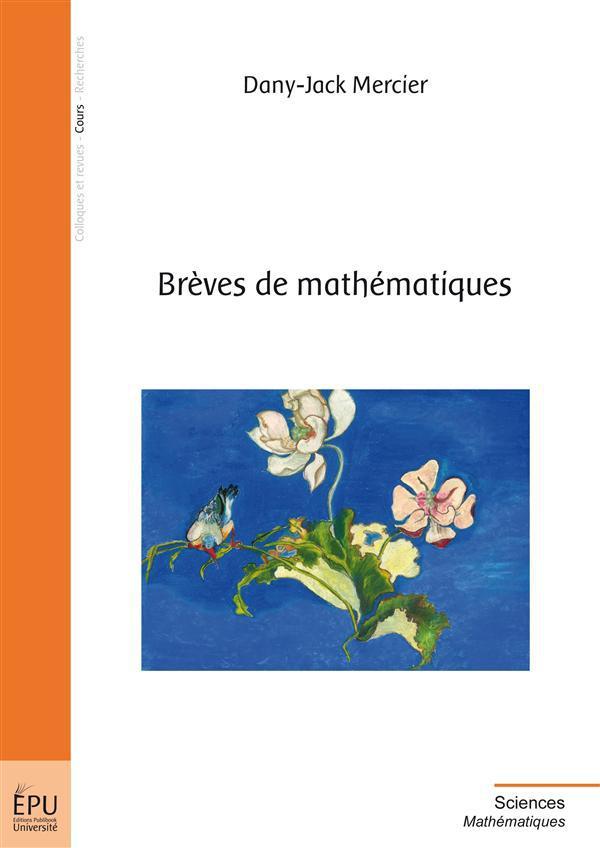 breves de mathematiques