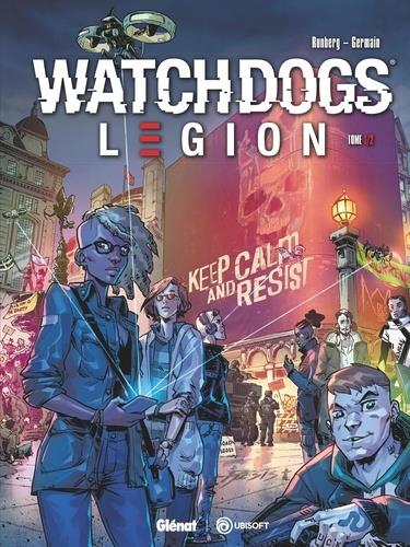 Watch dogs legion t.1 ; underground resistance