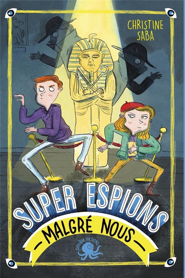 SABA, CHRISTINE  - SUPER ESPIONS (MALGRE NOUS)