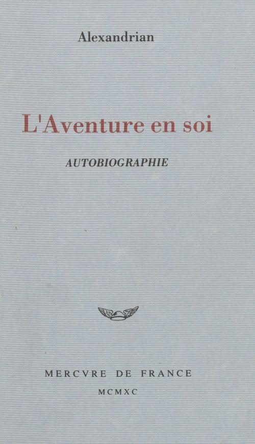 L'aventure en soi