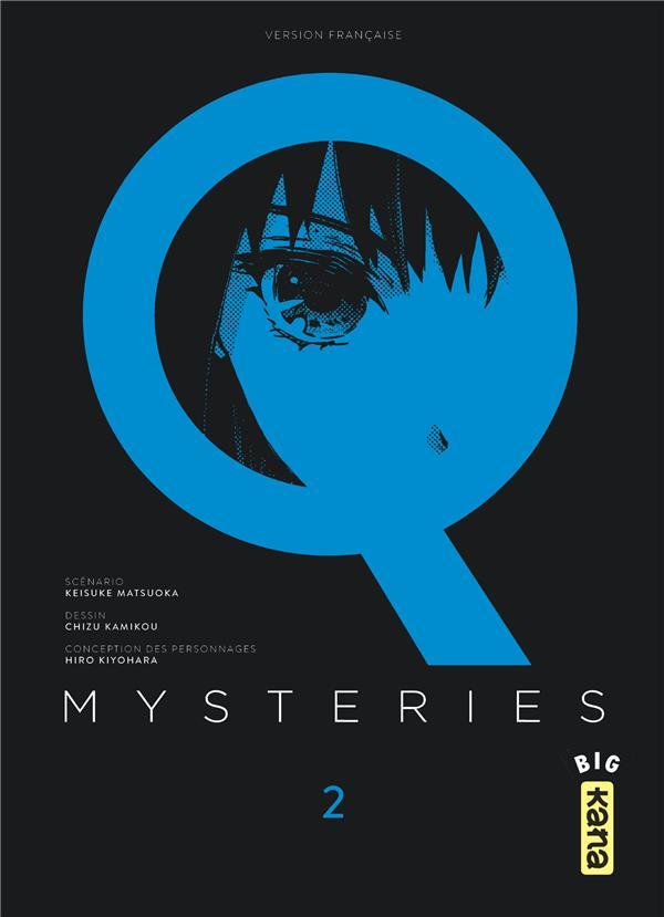 Q mysteries T.2