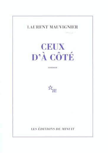 CEUX D'A COTE