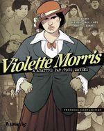 Violette Morris (Tome 1)  - Javi Rey - Bertrand Galic - Kris