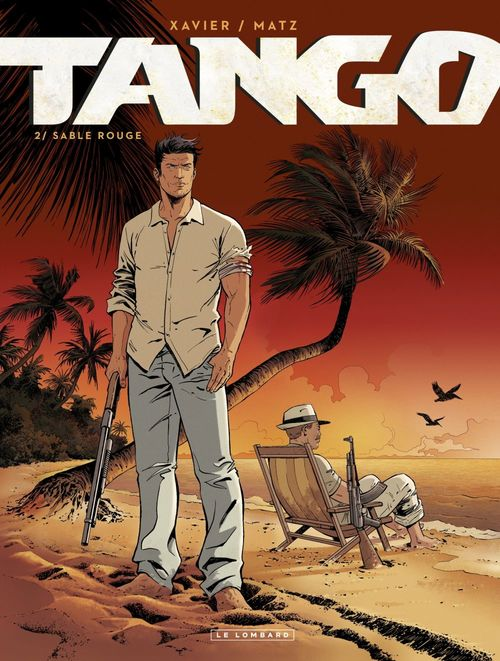 Vente EBooks : Tango - tome 2 - Sable rouge  - Matz
