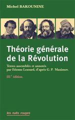 Couverture de Théorie générale de la révolution