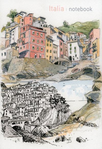 Carnet de croquis ; Italie