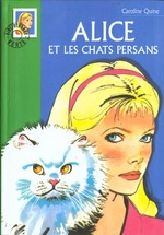 Couverture de Alice et les chats persans