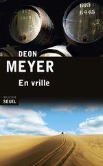Vente Livre Numérique : En vrille  - Deon Meyer