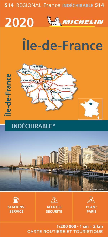 ILE-DE-FRANCE 2020 XXX