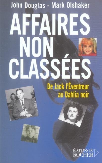 Affaires Non Classees