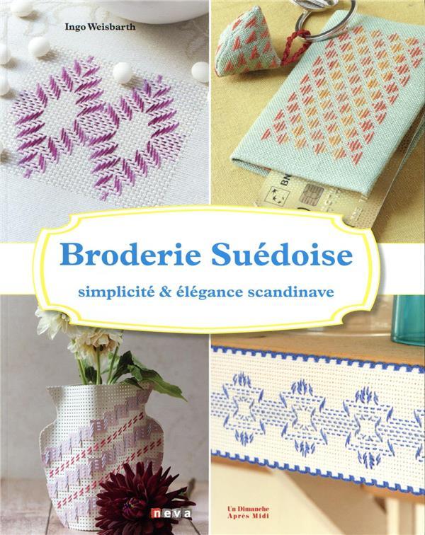 Broderie suédoise ; simplicité et élégance scandinave