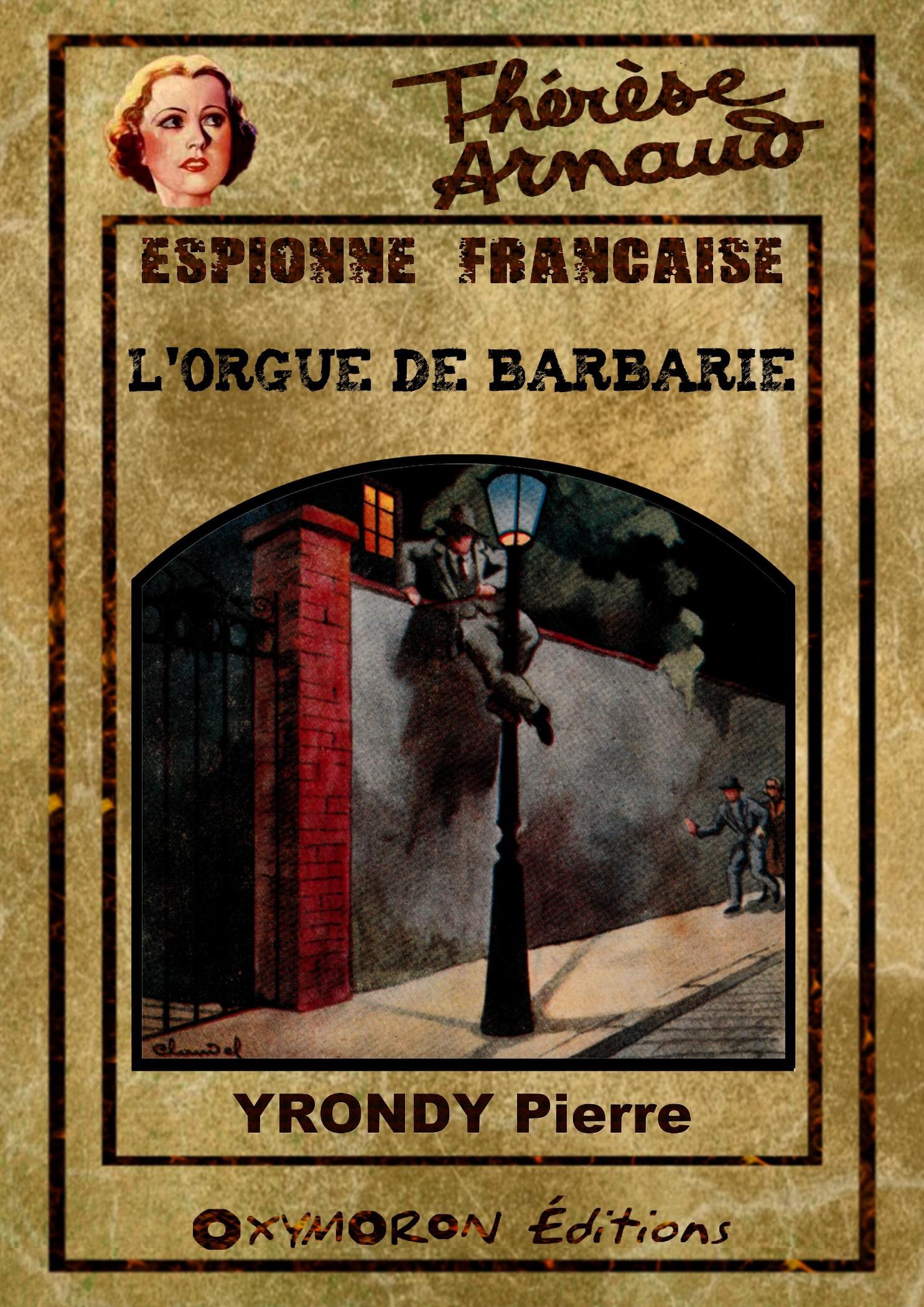 L'orgue de barbarie  - Pierre Yrondy