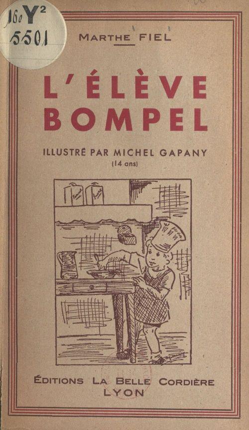 L'élève Bompel