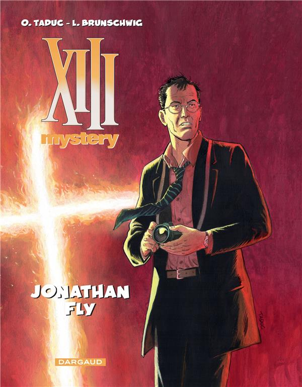 XIII MYSTERY - TOME 11 - JONATHAN FLY Taduc Olivier