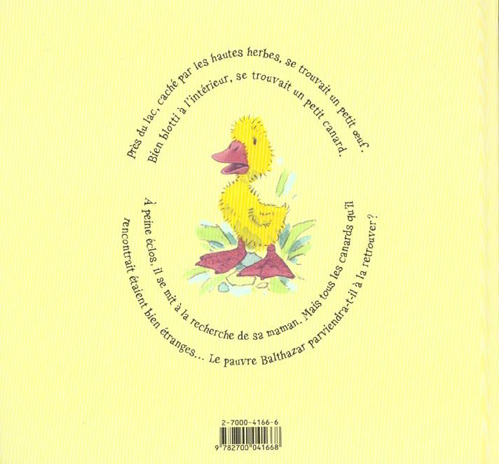 balthazar le canard
