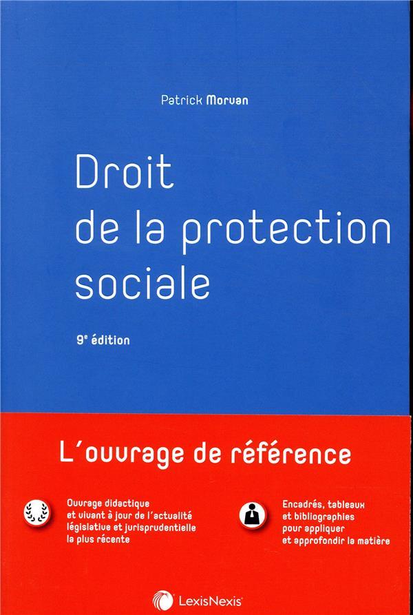 Droit de la protection sociale (9e édition)