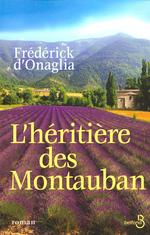 Vente Livre Numérique : L'Héritière des Montauban  - Frédérick d'Onaglia