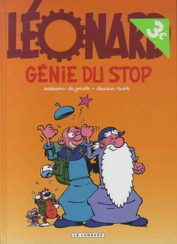 LEONARD - TOME 41 - GENIE DU STOP (OPE ETE 2019) DE GROOT/TURK