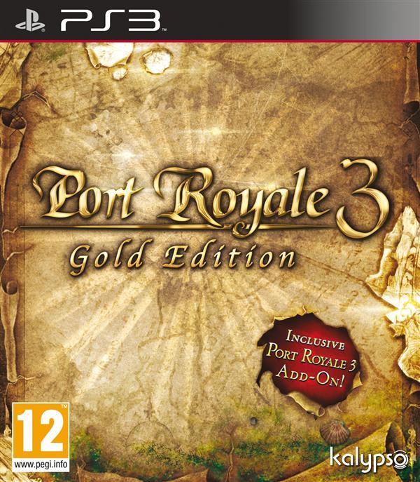 port royale 3 - édition gold