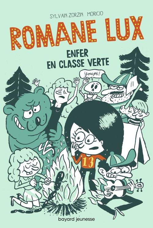 Romane Lux, Tome 02