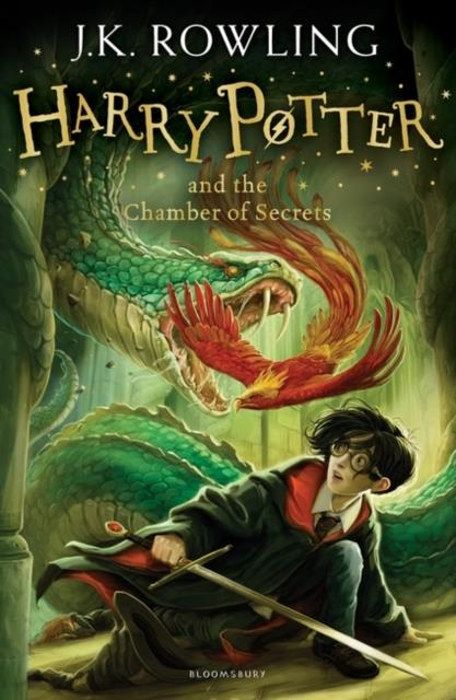HARRY POTTER AND THE CHAMBER OF SECRETS (REJACKET) ROWLING, J. K.