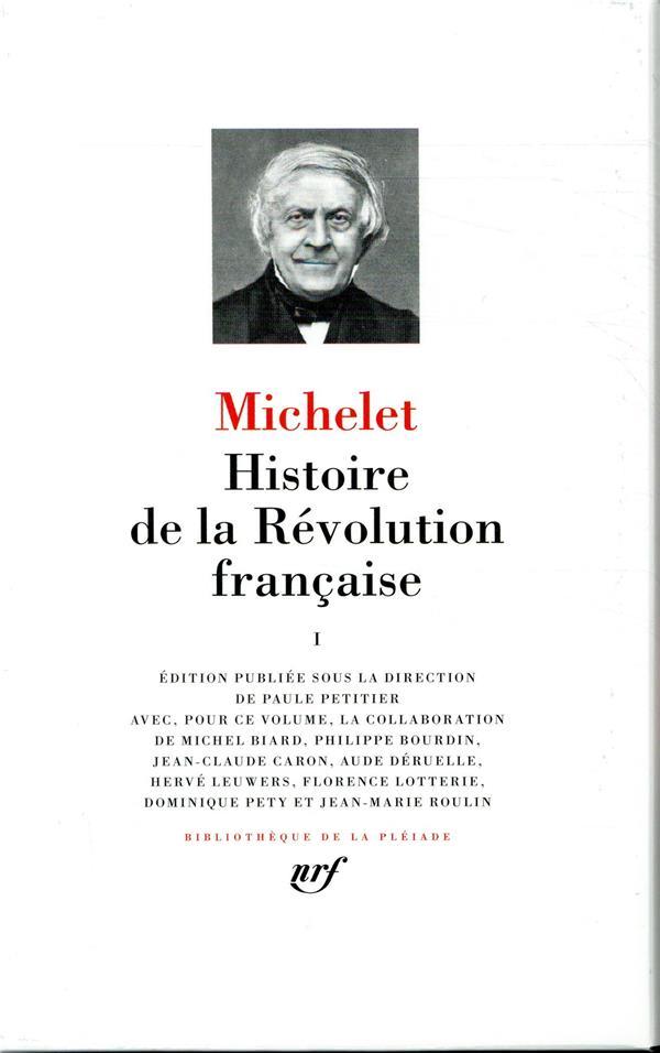 Histoire de la Révolution française t.1
