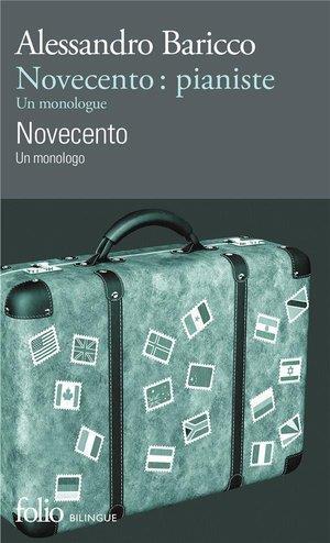 Novecento : pianiste. un monologue
