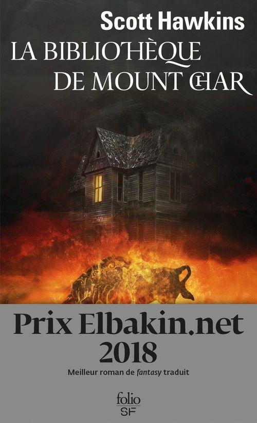 La bibliotheque de Mount Char