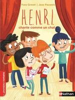 Vente EBooks : H.e.n.r.i. chante comme un chat  - Yves GREVET