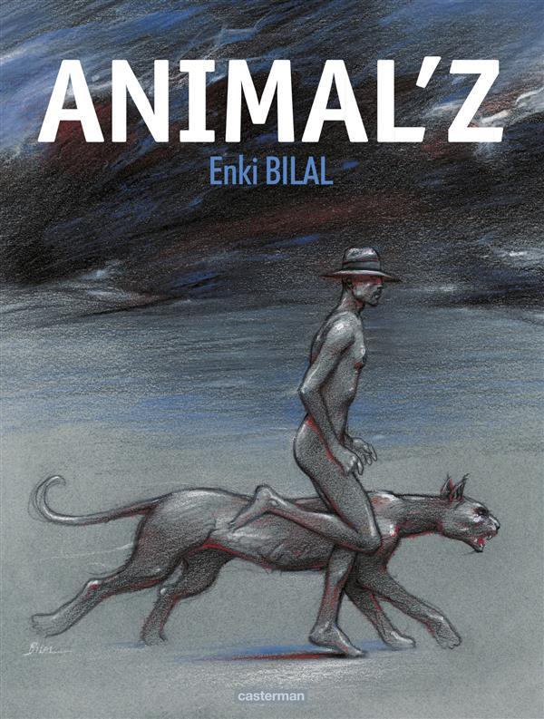 coup de sang t.1 ; Animal'z