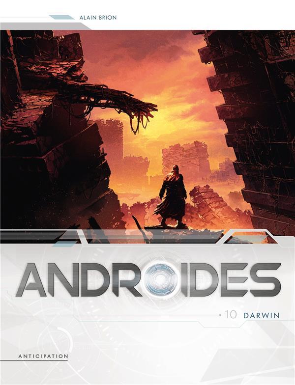 Androïdes T.10 ; Darwin