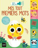 Vente Livre Numérique : Répète après moi - Mes tout premiers mots 1/3 ans  - Morgane Raoux - Madeleine Deny