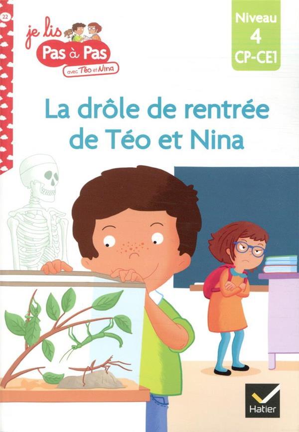 CHAVIGNY - LA DROLE DE RENTREE DE TEO ET NINA