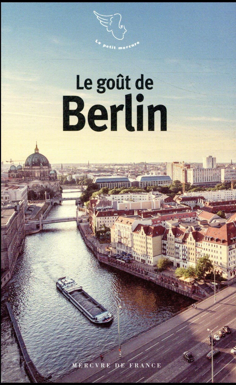 LE GOUT DE BERLIN