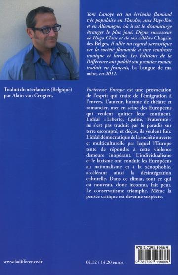Forteresse Europe