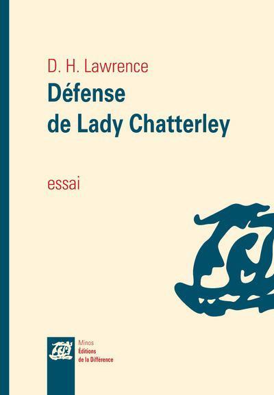 Defense De Lady Chatterley