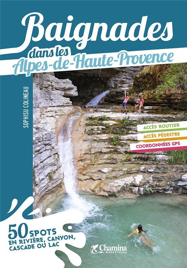 baignades dans les Alpes de Haute Provence