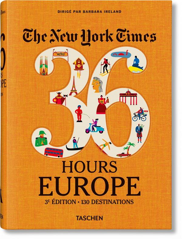 NYT ; 36h Europe (3e édition)