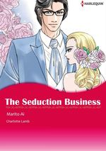 Vente Livre Numérique : Harlequin Comics: The Seduction Business  - Marito Ai - Charlotte Lamb