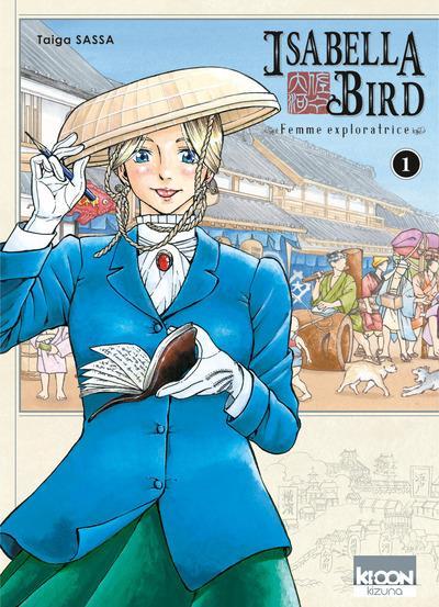 Isabella Bird, femme exploratrice T.1