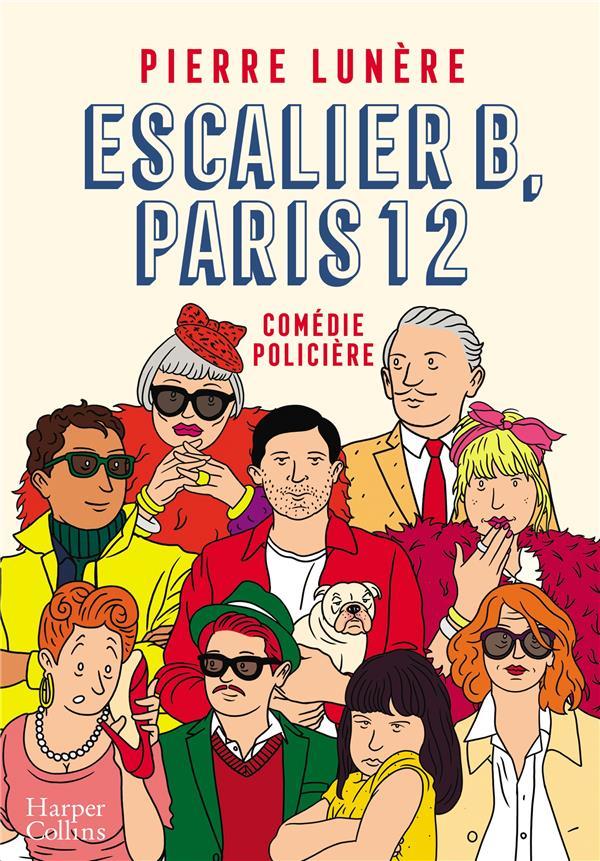 Escalier B. Paris 12