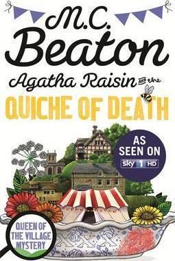 Agatha raisin and the quiche of death (1)