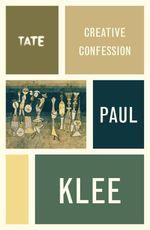 Vente EBooks : Paul Klee: Creative Confession  - Paul Klee